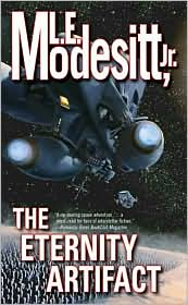 The Eternity Artifact-by L. E. Modesitt, Jr. cover