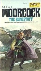 The Runestaff-by Michael Moorcock cover