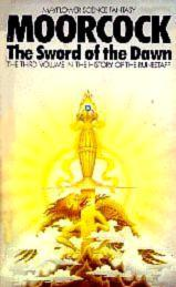The Sword of the Dawn-by Michael Moorcock cover