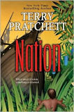 Nation-by Terry Pratchett cover