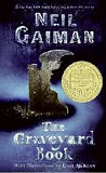 The Graveyard Book-by Neil Gaiman cover