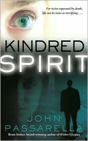 Kindred Spirit-by John Passarella cover