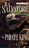 The Pirate King-by R. A. Salvatore cover pic