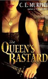 The Queen's Bastard-by C. E. Murphy cover pic