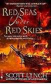 Red Seas Under Red Skies-by Scott Lynch cover