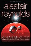 Chasm City-by Alastair Reynolds cover