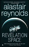 Revelation Space-by Alastair Reynolds cover pic