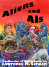Aliens and AIs-edited by Lawrence M. Schoen cover