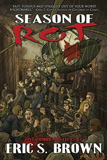 Season of Rot-by Eric S. Brown cover