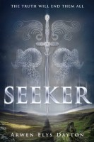 Seeker-by Arwen Elys Dayton cover