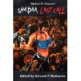 Sha'Daa: Last Call-edited by Edward .F McKeown cover