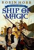 Ship of Magic-by Robin Hobb cover pic