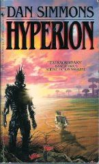 Hyperion-by Dan Simmons cover