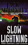 Slow Lightning-by Jack McDevitt cover