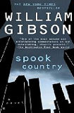 Spook Country-by William Gibson cover