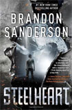 Steelheart-edited by Brandon Sanderson cover