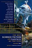The Best Science Fiction and Fantasy of the Year, Vol. II -edited by Jonathan Strahan cover