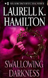 Swallowing Darkness-by Laurell K. Hamilton cover