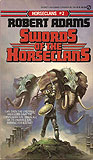 Swords of the Horseclans (Horseclans #2)-by Robert Adams cover