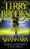 Armageddon's Children-by Terry Brooks cover pic