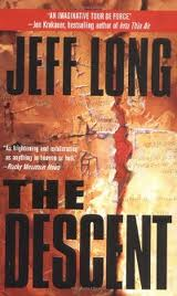 The Descent-by Jeff Long cover pic