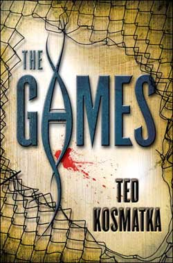 The Games-by Ted Kosmatka cover pic