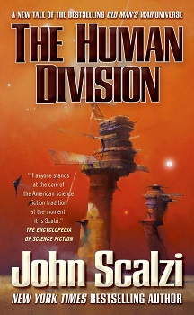 The Human Division-by John Scalzi cover pic
