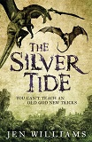The Silver Tide-by Jen Williams cover