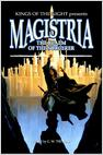 Magistria: Realm of the Sorcerer-edited by G.W. Thomas cover pic