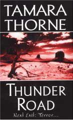 Thunder Road-by Tamara Thorne cover