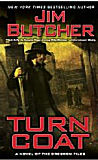 Turn Coat -by Jim Butcher cover