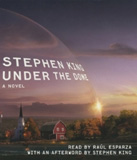 Under the Dome-by Stephen King cover pic
