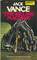 The Killing Machine-by Jack Vance cover