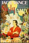 Night Lamp-by Jack Vance cover pic