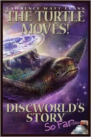 The Turtle Moves-by Lawrence Watt-Evans cover